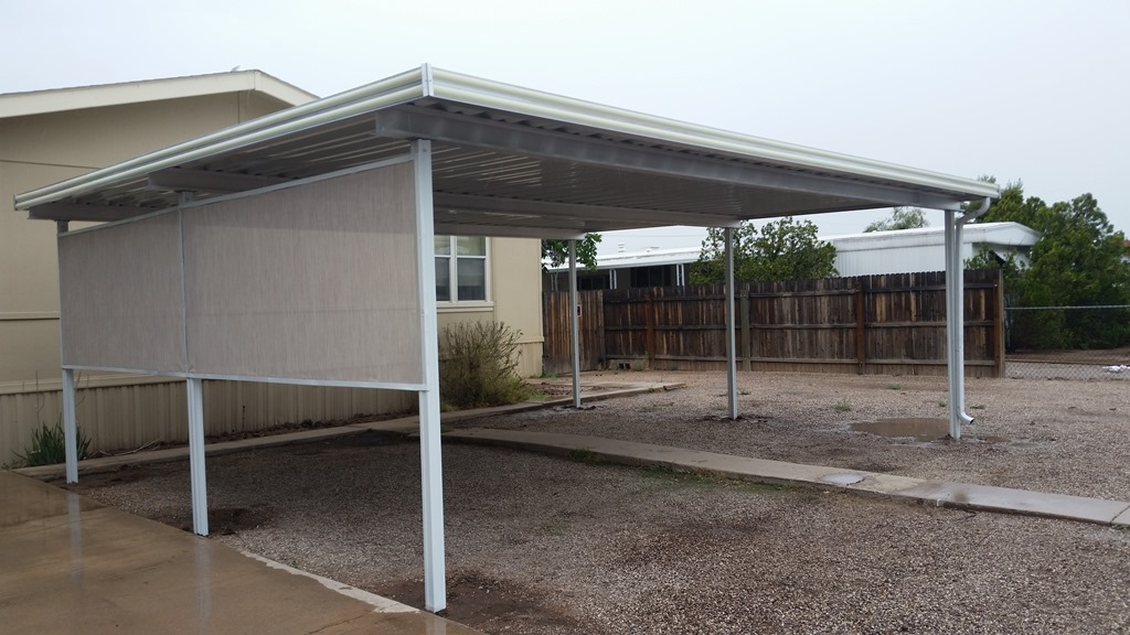 Tucson Carports Protect Your Car Recreational Vehicle