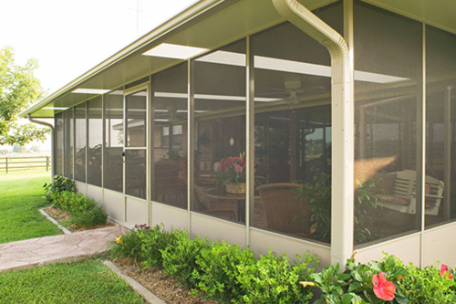 Tucson Screened Patio Make Your Patio A Room To Relax In