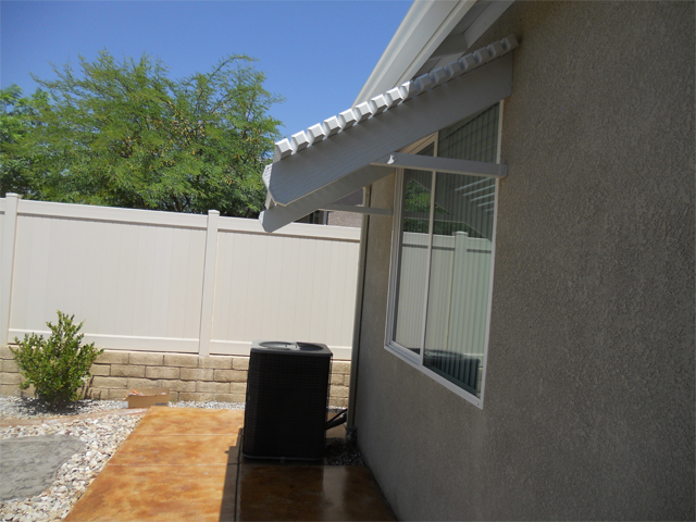 Tucson Window Awnings