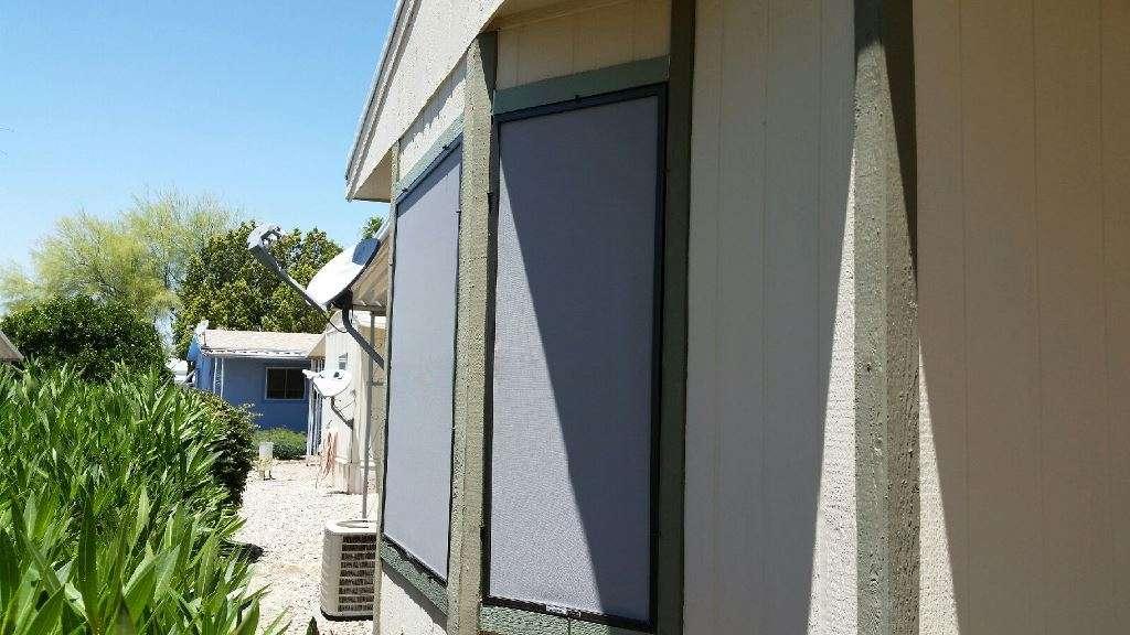 <b>UV Blocking Solar <br>Window Screen</b>