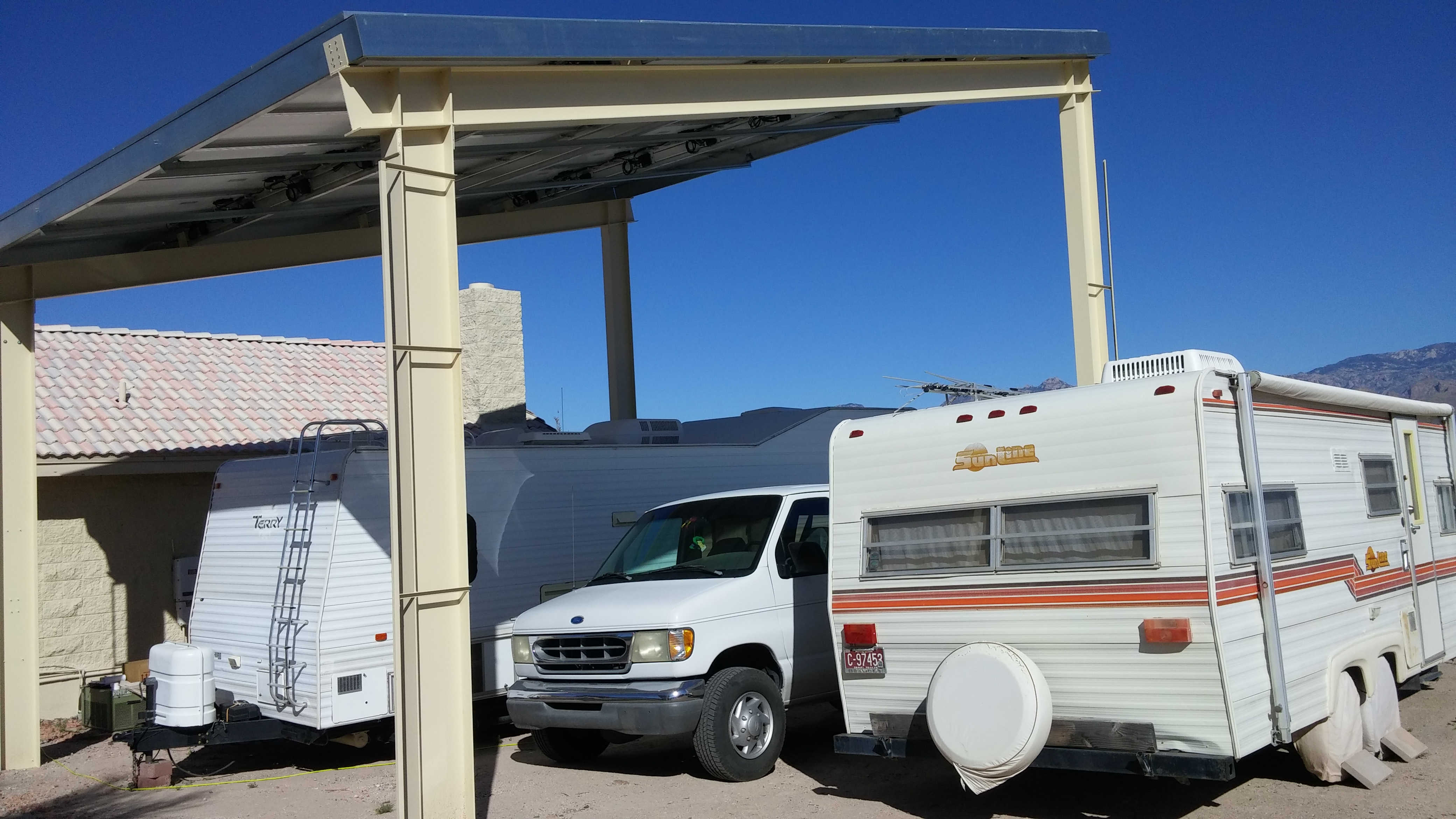 Carport and RV Covers - M&M Home Supply Warehouse