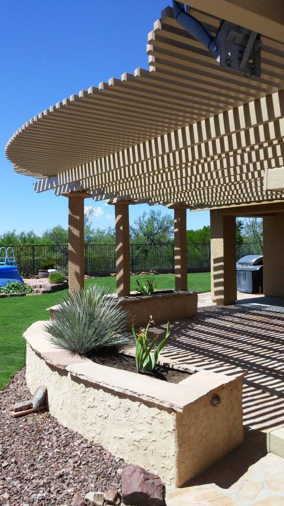 Pergola 1 M Amp M Home Supply Warehouse