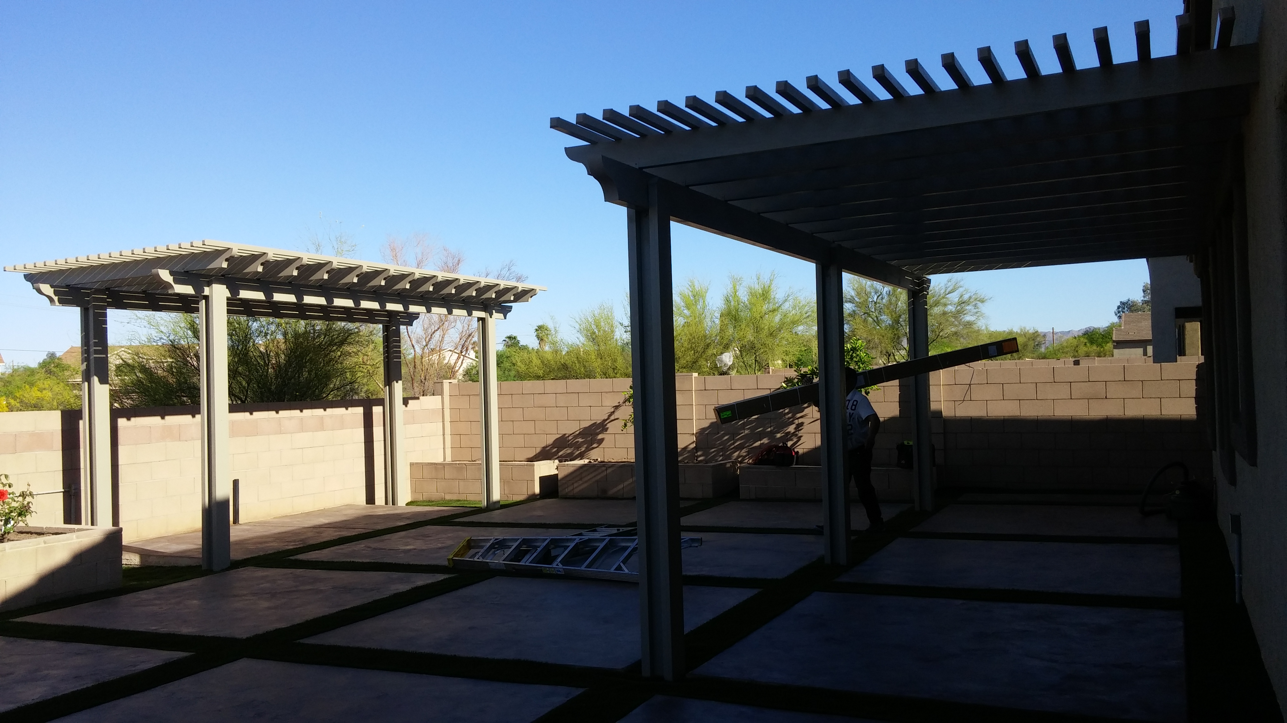 Pergola After2 M Amp M Home Supply Warehouse