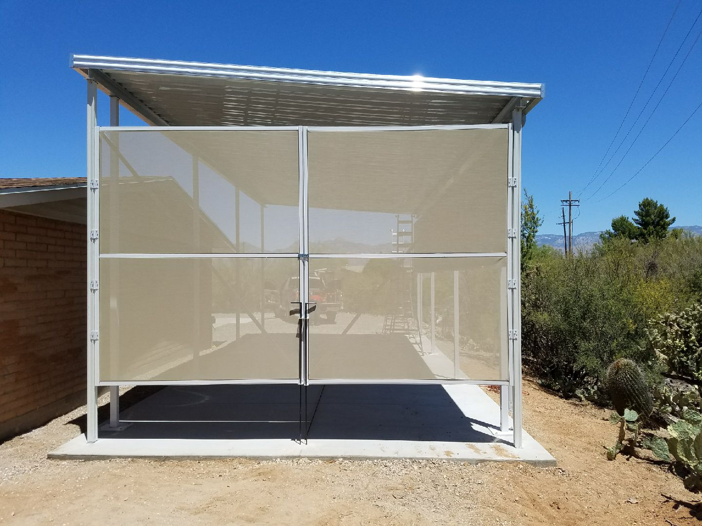Rv Cover With Doors 5 M Amp M Home Supply Warehouse